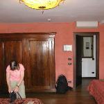 Huge 3rd floor room