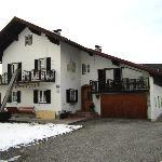 Haus Reichl Reiterweg in winter