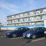 oceanfront units