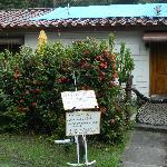 Casa Tortuga front entrance