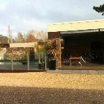 Delightful Pool and outside/inside Bistro/Bar