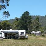 Self contained campers welcom