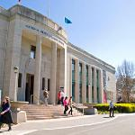 The NFSA's heritage listed building
