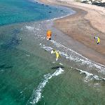 Kitesurfing School at Che Shale