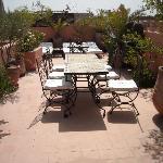 Terrazza Solarium del Riad
