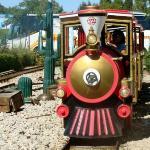 Train des plaines