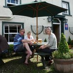 Lunch at Cavendish Arms Cartmel