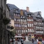 Rennes, camino hacia St Michel