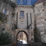 Rennes, torre Mordelaises