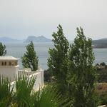 vue sur Gibraltar