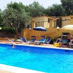 Villa Igea Swimming pool