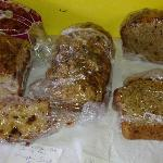 home baked breads each day