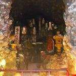 構内の大洞窟の一つ