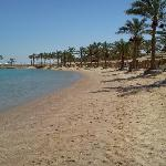 the best beach in hurghada