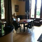 dining area - Manor Hall