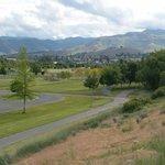 River Loop Trail skirts side of park.  Eleven mile bike/walk trail.