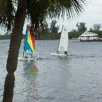 catamarans are free to use