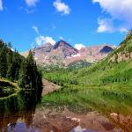 Maroon Bells - an hour away and not to be missed!