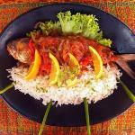 Fish Taganga Style