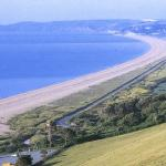 Slapton Sands - A 15 min drive away from Valley House