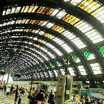 Estação Central de Milano