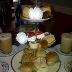 Afternoon tea for two at Cuthbert's Bakehouse