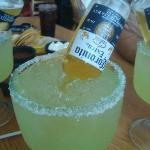 Enjoy a Coronita Margarita