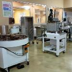 Chocolate machines