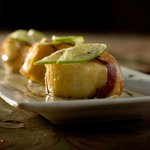 Apple-Wood Smoked Bacon Wrapped Diver Scallops