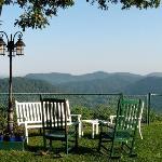 Photo de Saluda Mountain Lodge