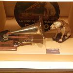 La voz de su amo, gramofono