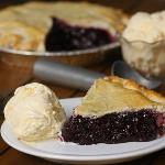 Famous Huckleberry Pie