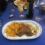 Pacomari - calf's liver & onions