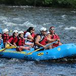 Rafting Lower Pigeon 8/12