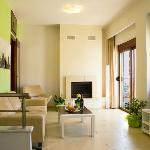 Two bedroom maisonette - Livingroom