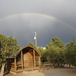 Bild från Santa Fe KOA Cabins and Campground