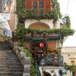 Small store in Positano.