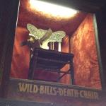 Wild Bill's Death Chair @ Saloon #10