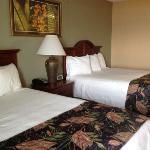 clean and comfie queen suite - room 128