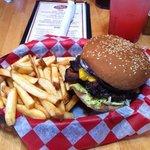Deliciousness on a bun!