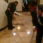 Hotel inundaciones