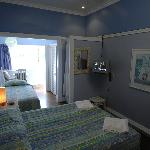 front view ensuite room