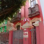 Link Hostel in Pink