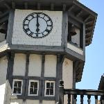 Clock Tower - close up
