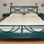 Maisonette-Schlafbereich