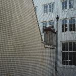 10. visione finestra (camera n. 11 - 1° piano)