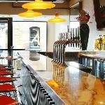 Bar at Café Novo
