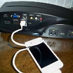 In room Charging Station