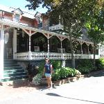 Picturesque and charming hotel in Oak Bluffs
