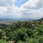 View over Kathmandu